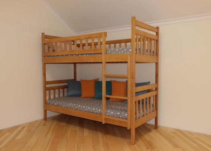 Двухярусная Кровать Рукавичка Фото