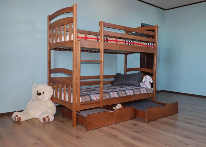 Двухярусная Кровать Бемби Фото