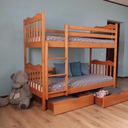 Двохярусная Кровать Маугли
