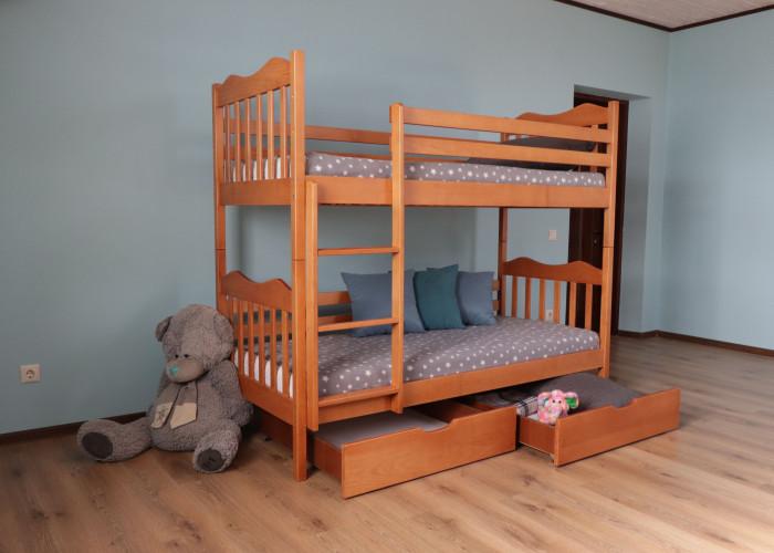 Двохярусная Кровать Маугли Фото
