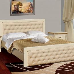 Кровать Фридом слоновая кость