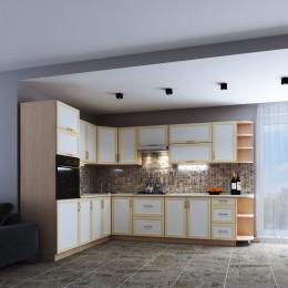 Кухня Витон айвори