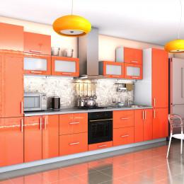 """Кухня """"Гламур 4,4 м."""""""