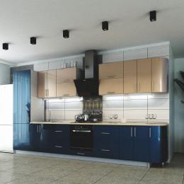"""Кухня """"Элит 3,9м."""""""