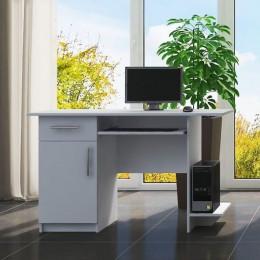 Компьютерный стол левосторонний