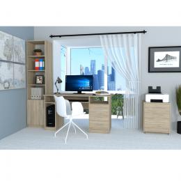 Офисная мебель с пеналом