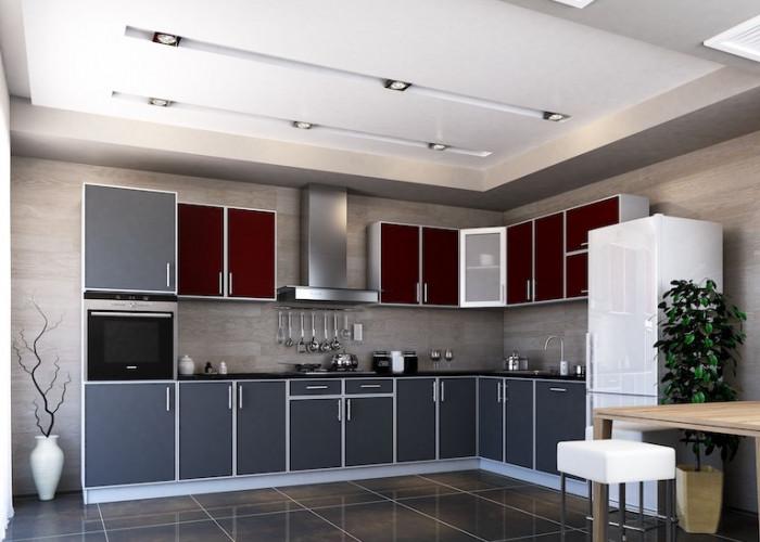 Кухня Винтаж Фото