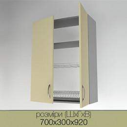 Верхние кухонные модули (высотой 920)