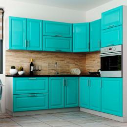 Кухня Брайт Премьер (RAL 6027)